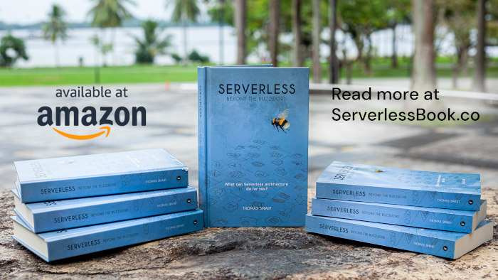 Serverless - Beyond the buzzword. The book about the strategic impact of Serverless architecture
