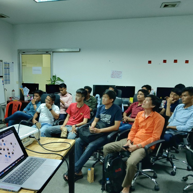 AWS User Group Cambodia